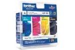Brother LC-1100BK/C/M/Y VALUE BP Ink Cartridge Standard Set