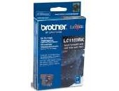 Brother LC-1100BK Ink Cartridge Standard for DCP-6690/6890/385/585, MFC-6490/490/790