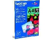Brother BP71GA4 Premium Plus Glossy Photo Paper 20 Sheets